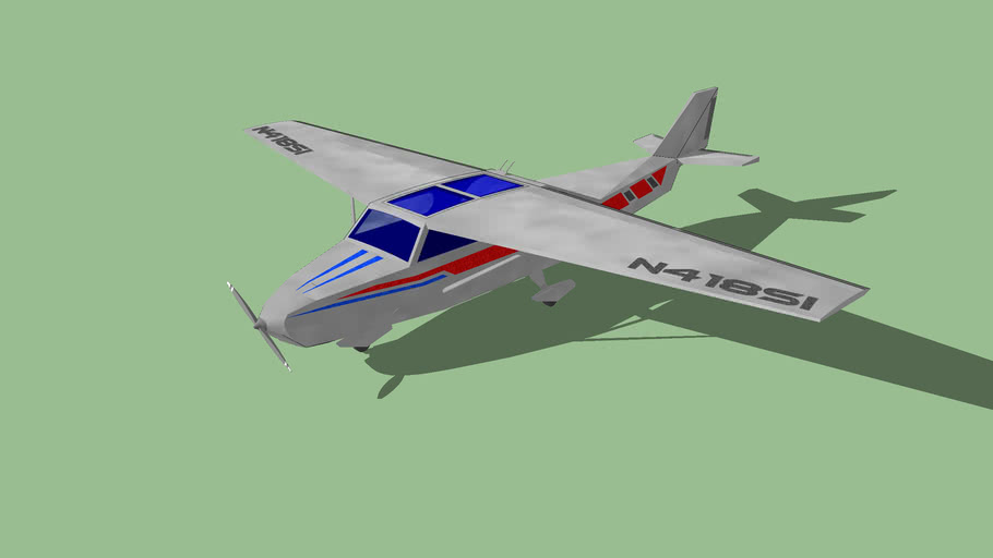 Cessna 206 Roughly