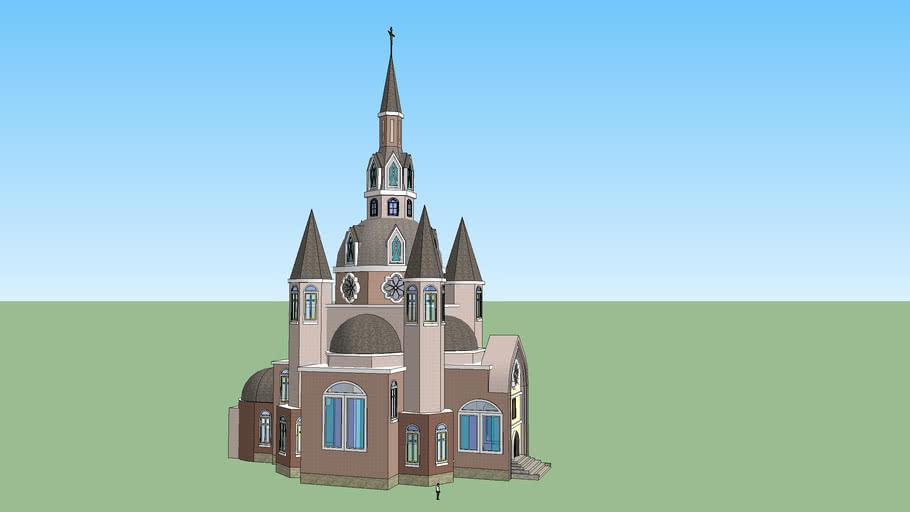 """Crkva """"Srca Isusova"""""""