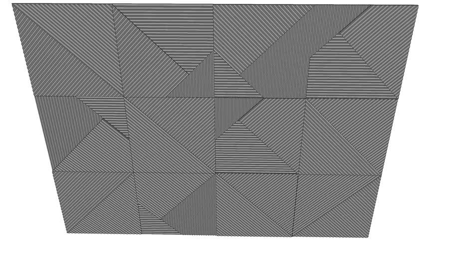 3d панели FIELDS 3d panels