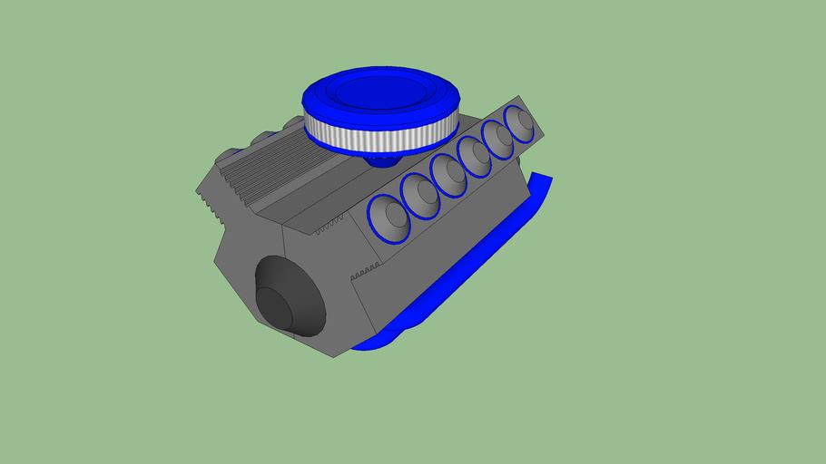 Fuerza V12 Engine
