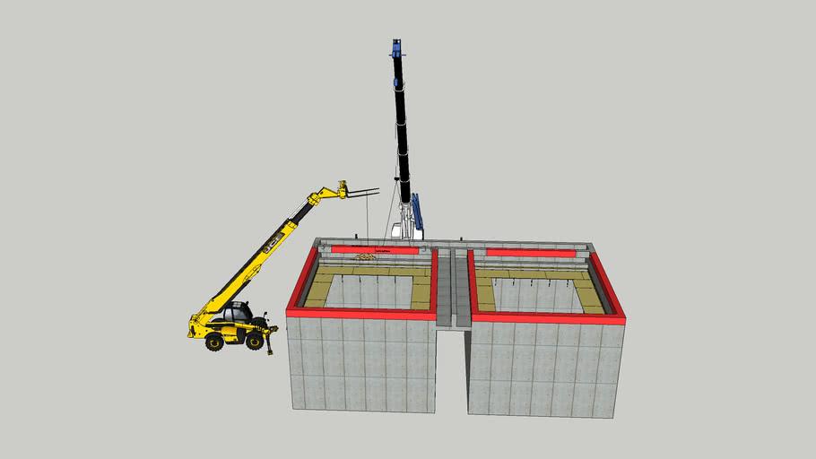 Concrete demo plan