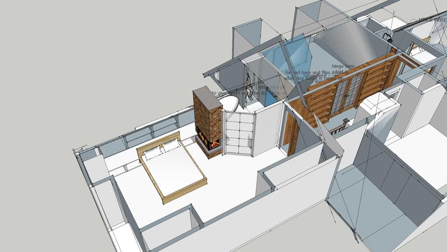 23 Farm Rd. 2nd floor (sketch)