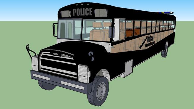 international prison bus