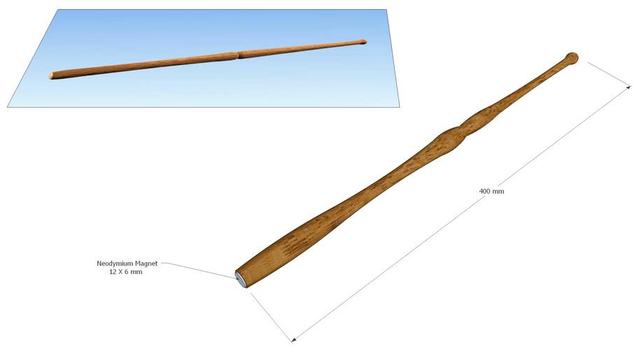 Magnetic Pickup Stick