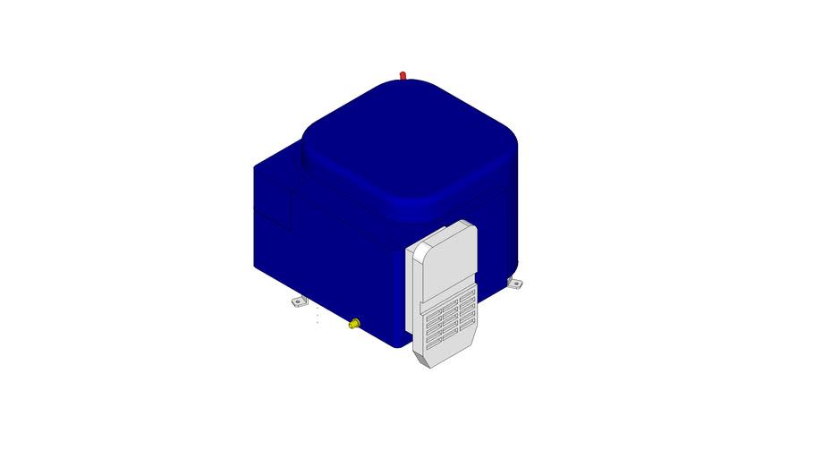 Truma Ultrastore LPG / propane electric water heater for Caravan or camper van #DIYCamper