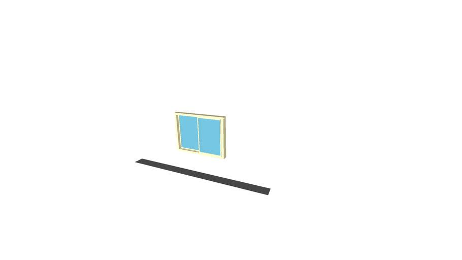 NanaWall cero III Triple Glazing XX - The Minimal Framed Large Panel Sliding Glass Wall