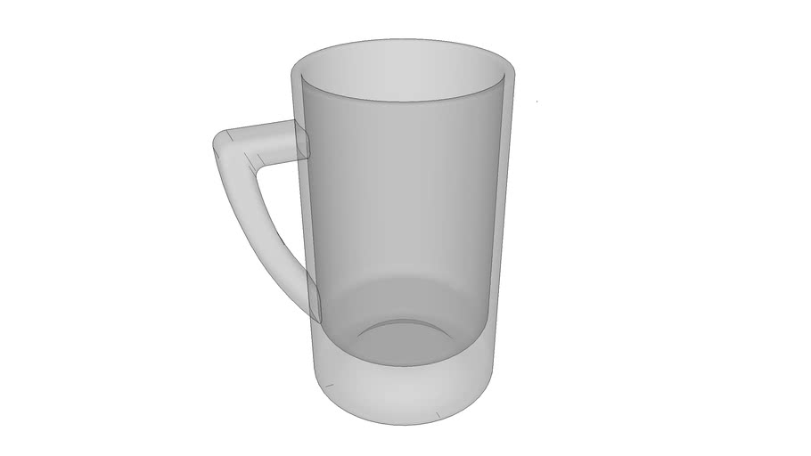 Glass Cup-001