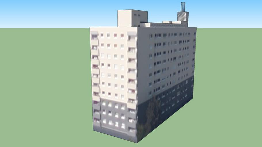 Gebäude in Linz, Donau, 4020 Linz, Österreich