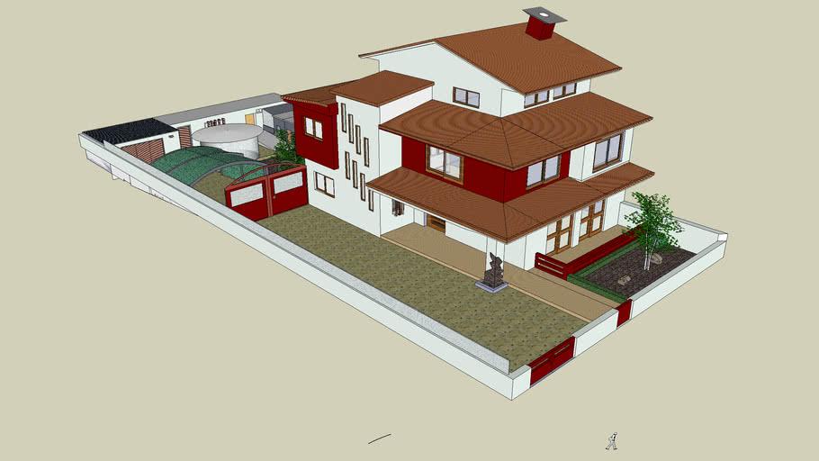 Family Nipo House