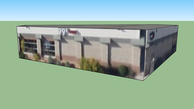 Building in Surprise, AZ, USA