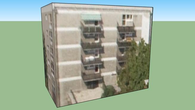 Building in Polska,Warsaw