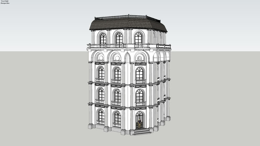 House // beautiful house on 4 floors