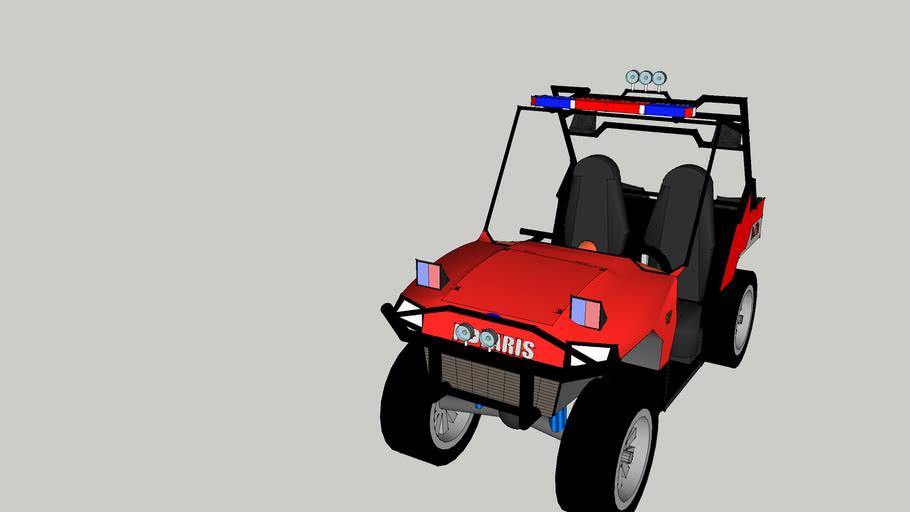 Modified police ranger