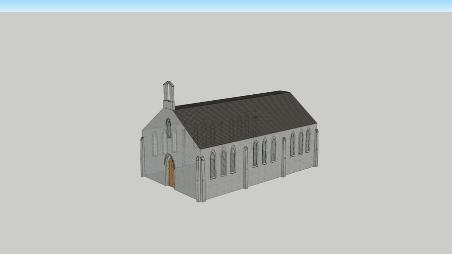 Chapel @ Kickham Barracks