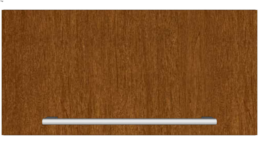 Wall Top Hinge Cabinet 12H