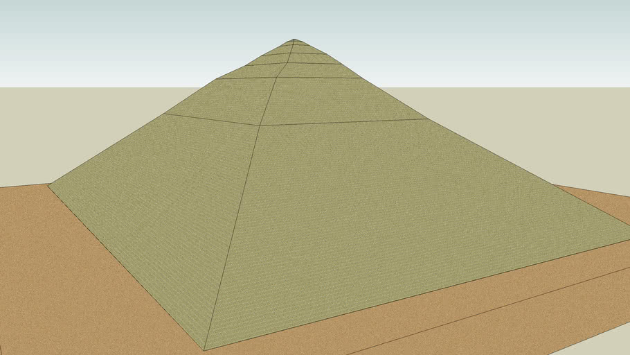 Desert of Doom Pyramid