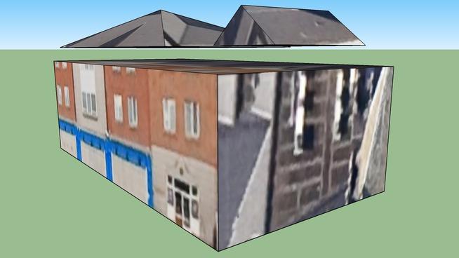 Сграда на адрес: Дъблин, Co. Дъблин, Република Ирландия