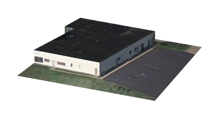 Bâtiment situé Saint-Louis, Missouri, États-Unis