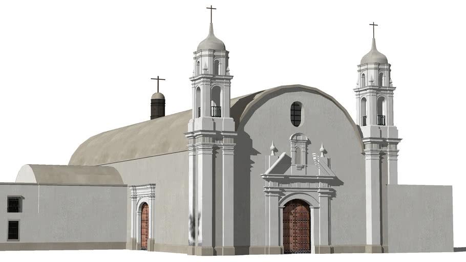 Lima - St. Sebastian parish church
