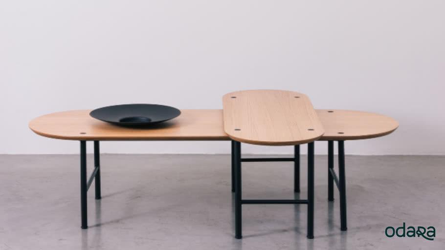 Mesa de Centro Verso