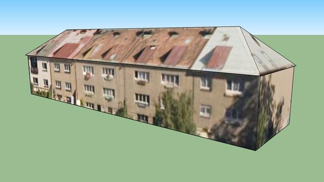 Bâtiment situé Prague, République Tchèque