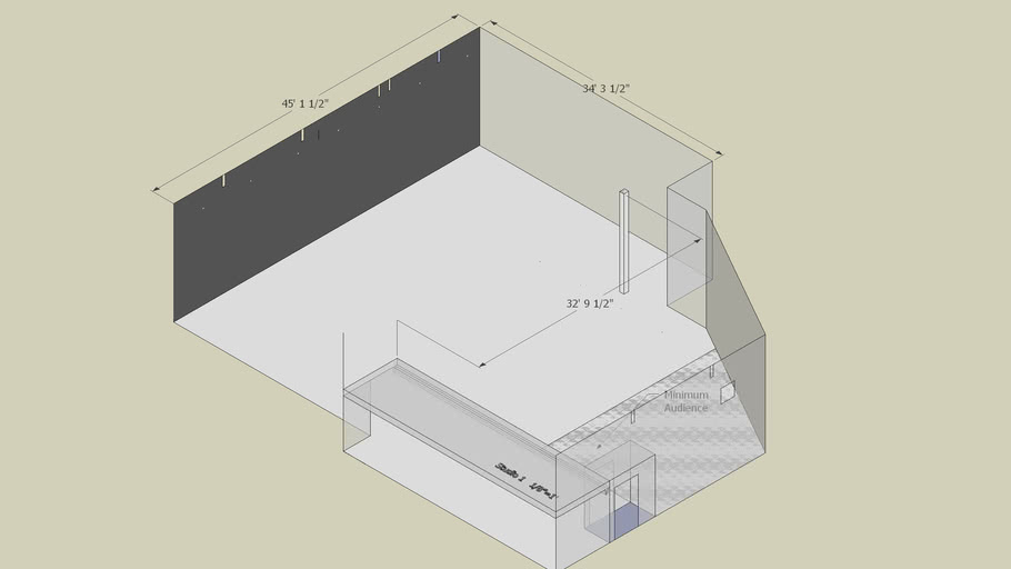 9th Ave, Studio 1