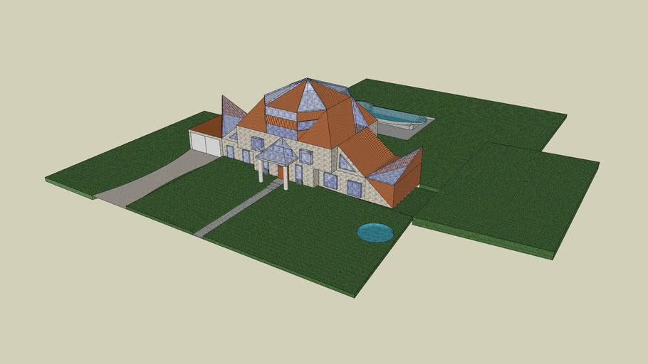 An Edited Mansion