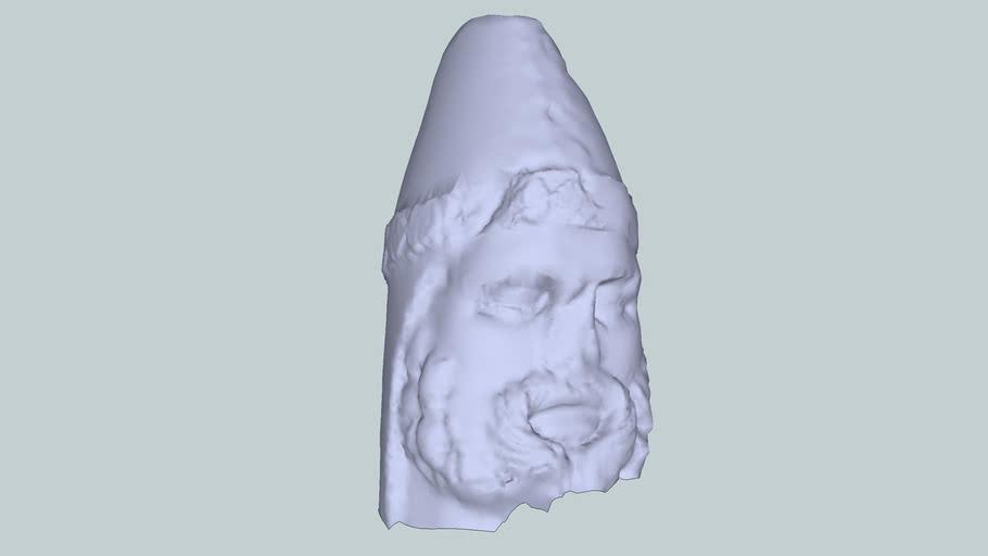 God head from mount Nimrod