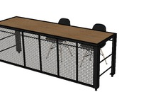 Рабочие кабинеты ( мебель и декор)