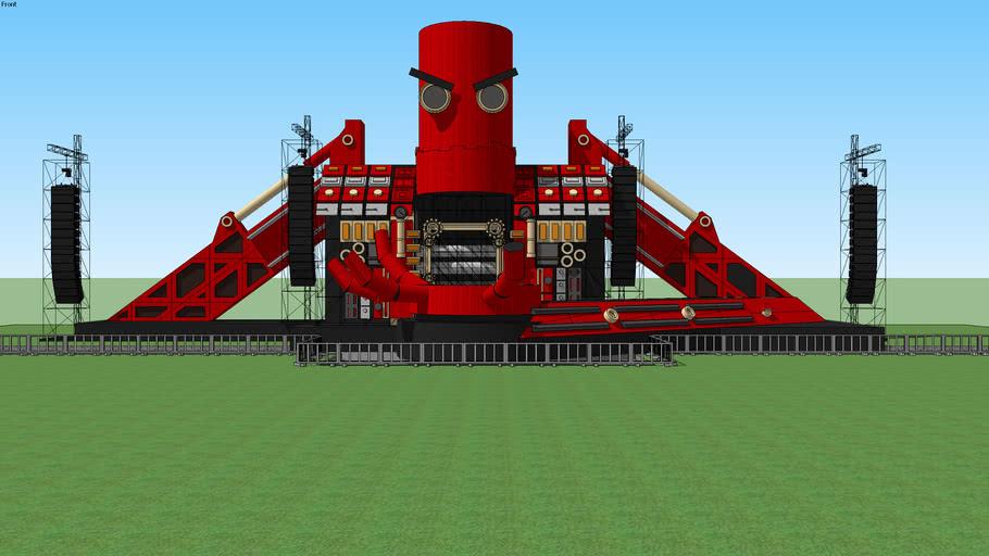 Defqon 2013 (Robo Stage)