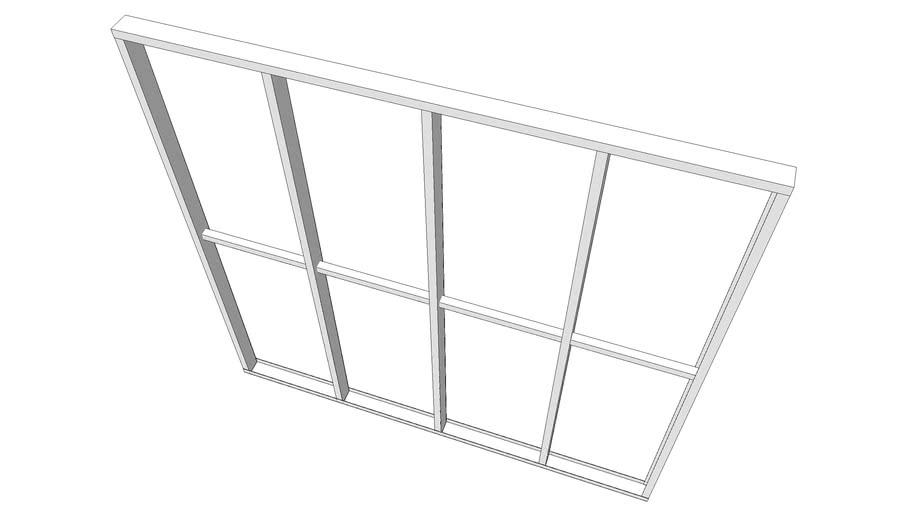 Dynamic Steel Wall Framing