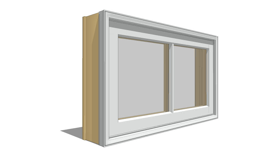 Architect Series Traditional: Casement - Transom