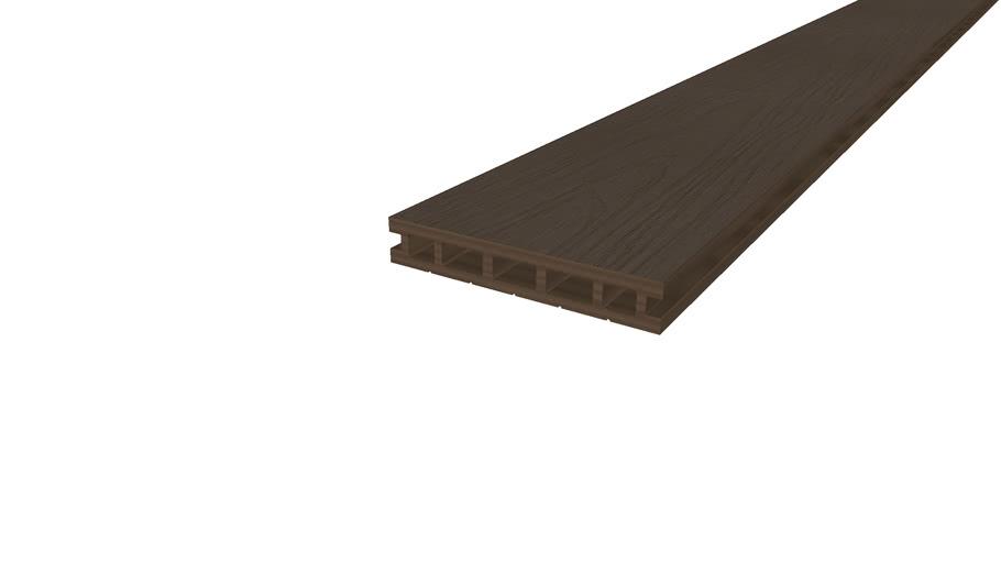 Forma Deck Board 3.0m Walnut