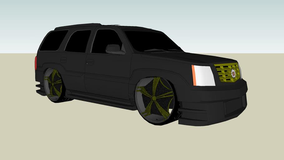 Cadillac Escalade (German Style)