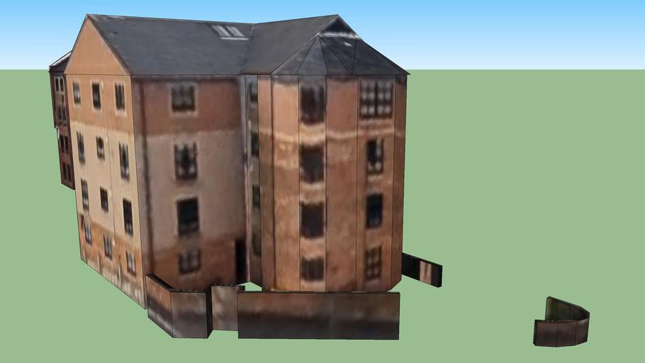 Building in Edinburgh EH6 6JR, UK