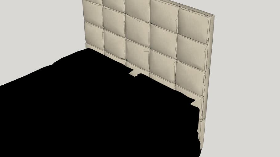 Redhill Upholstered Panel Headboard
