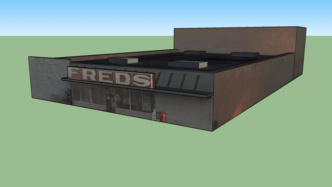 Freds Store