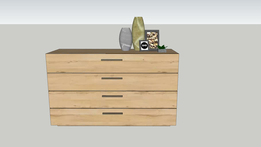 Chest of drawers Wood Mira Thielemeyer GHD