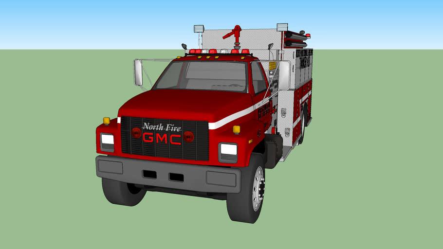 North Wilton FD Tanker 413