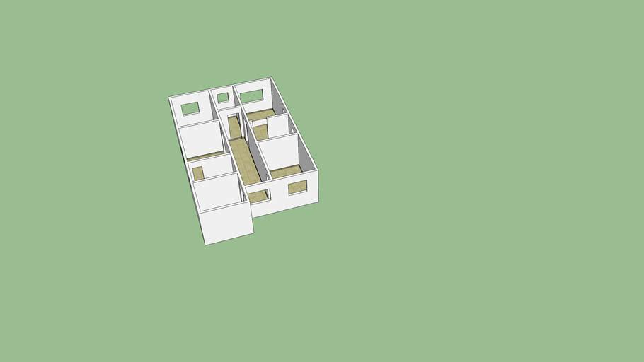 estrutura básica de uma casa