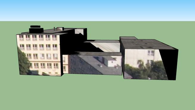 Budova na adrese Praha, Česká republika