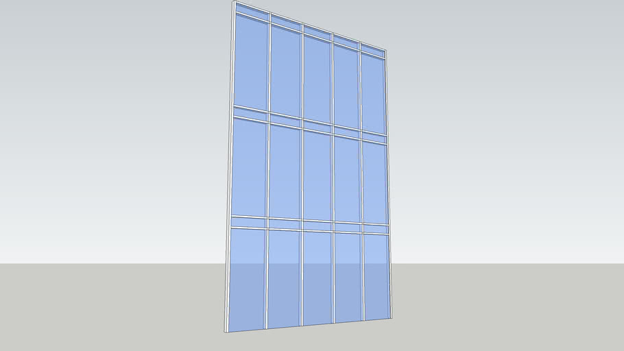 general curtain wall_DC