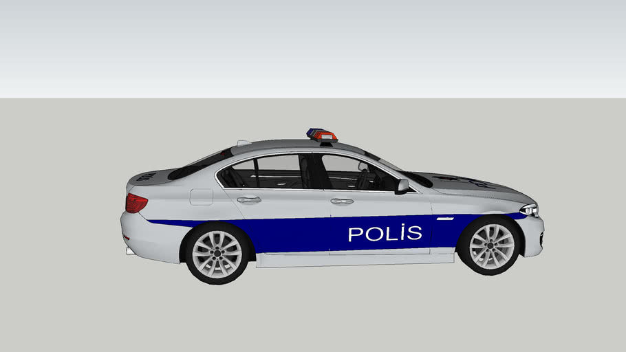Polis Aracı  Türk yapımı