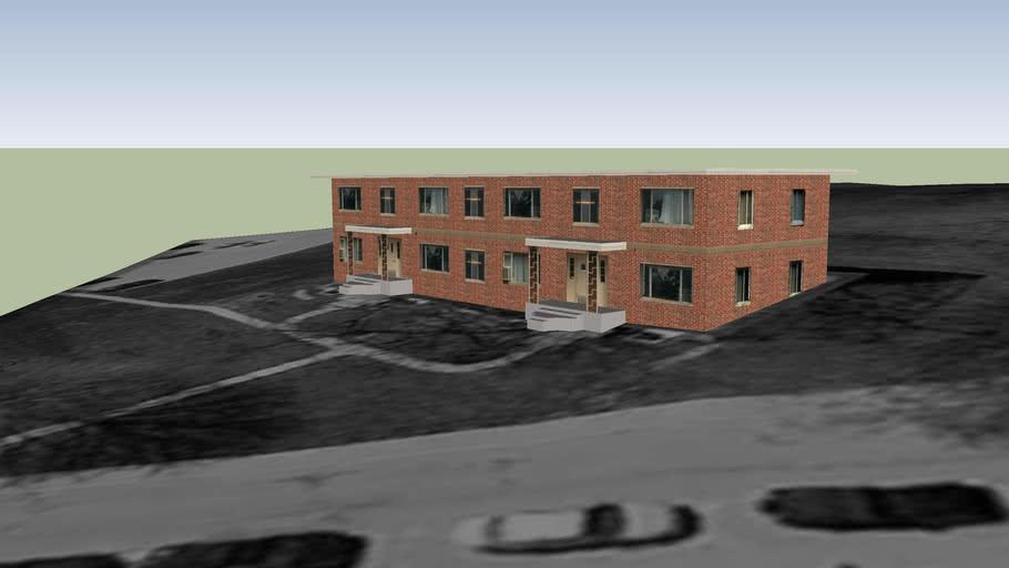 Purdue Hilltop Apartment Building 18