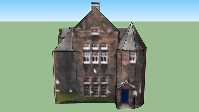 Bâtiment situé Edimbourg EH3 5JB, Royaume-Uni