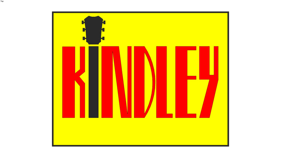 KINDLEY - My logo for the Unfeatured Modeler's Award