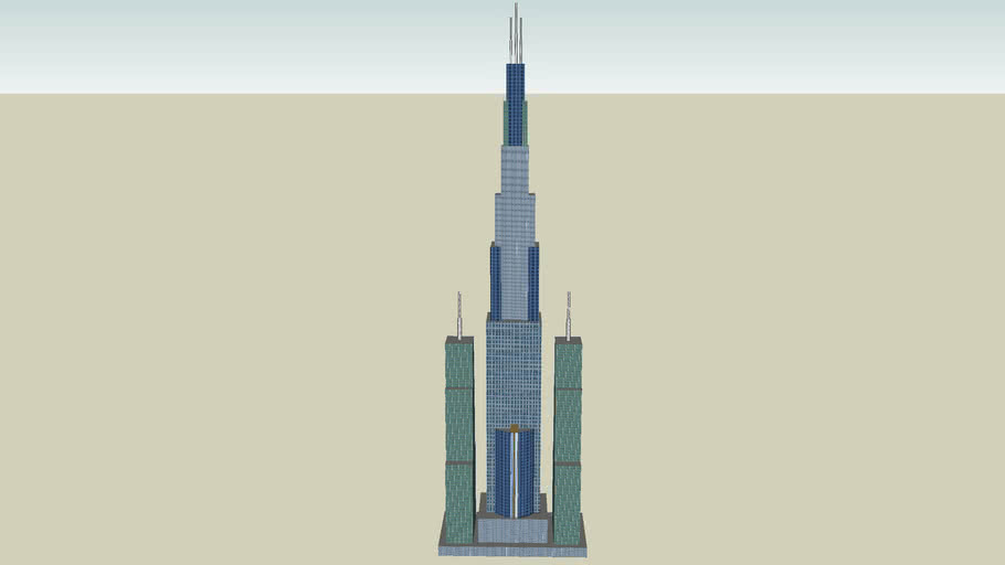 Mega tower