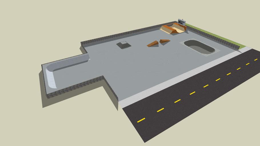 My big skatepark