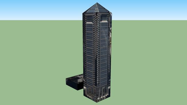 Building in Jacksonville, FL, USA