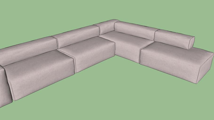 Sofá Lego